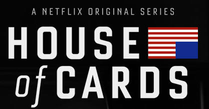 Lots of people are 'binge' viewing House of Cards on Netflix